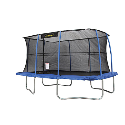 Best Rectangle Trampolines JumpKing Rectangular Trampoline