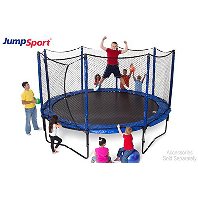Best Trampoline Brands JumpSport PowerBounce Trampoline