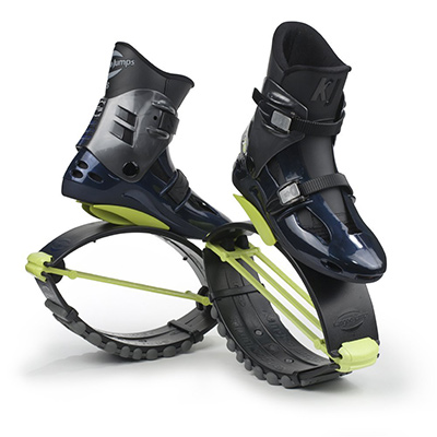 Best Kangoo Jumps Shoes KJ-XR3 Blue and Yellow Extra Large