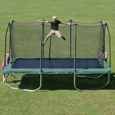Best Rectangle Trampolines Summit Rectangle Trampoline