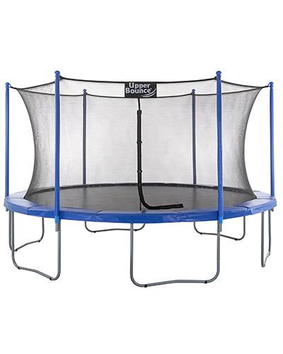 Best Trampolines Upper Bounce Circular Easy Assemble Trampoline