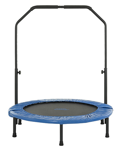 Best Trampolines Upper Bounce Folding Trampoline