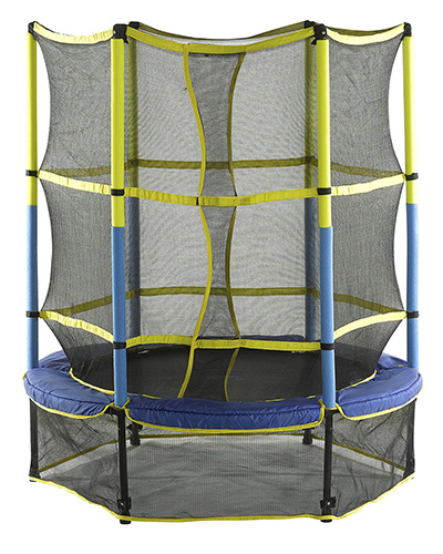 Best Trampolines Upper Bounce Kid-Friendly Trampoline