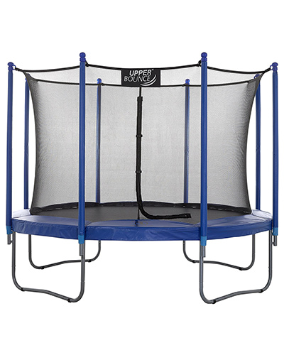 Best Trampolines Upper Bounce Trampoline and Enclosure