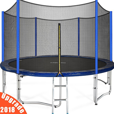Best Trampoline Brands Zupapa 15 FT Trampoline