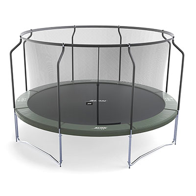 Best Trampolines for Adults Acon Air 4.6 Trampoline 15' with Premium Enclosure