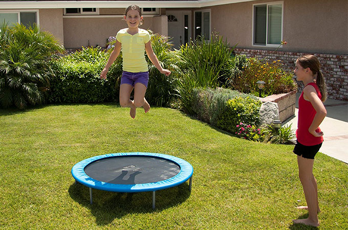 Best Mini Trampolines for Exercise: 2018 Review