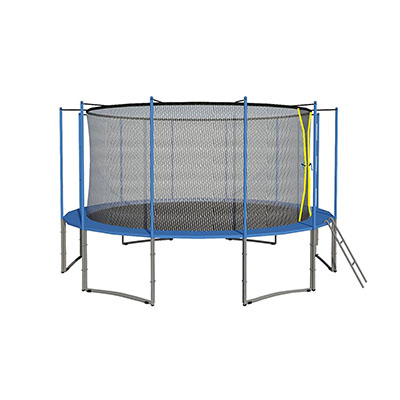 Best Trampolines for Adults ExacMe 16' Ft 6W Legs Trampoline