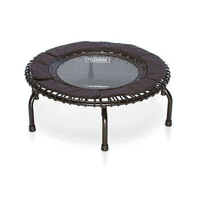 Best Mini Trampolines for Exercise JumpSport 250 Fitness Trampoline