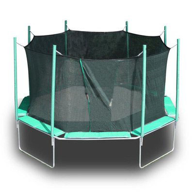 Best Trampolines for Adults KIDWISE 16' Octagon Magic Circle Trampoline