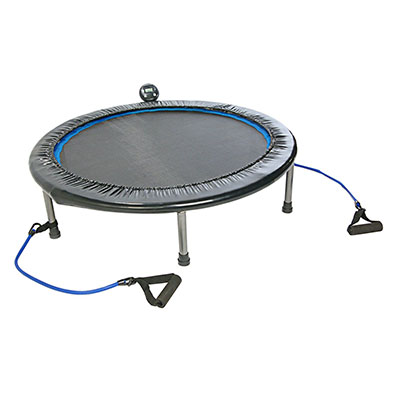 Best Mini Trampolines for Exercise Stamina 38-Inch Intone Plus Rebounder