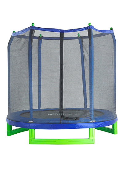 Best Trampolines Upper Bounce Indoor/Outdoor Trampoline