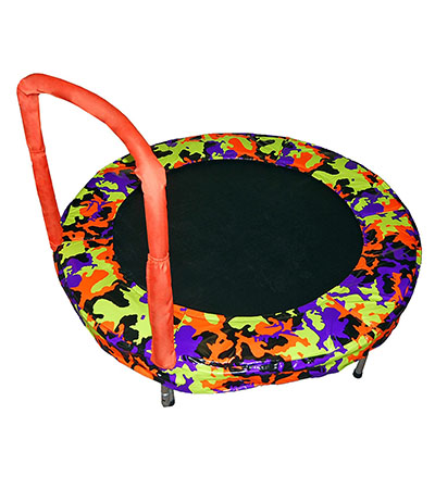 Best Toddler Trampolines with Handle Bazoongi Bouncer Trampoline