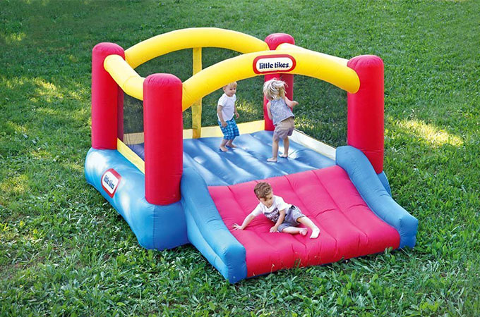 Best Bounce Houses to Buy: 2018 Review