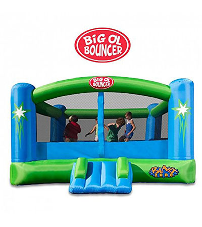 Best Bounce Houses Blast Zone Big Ol Bouncer Inflatable Moonwalk