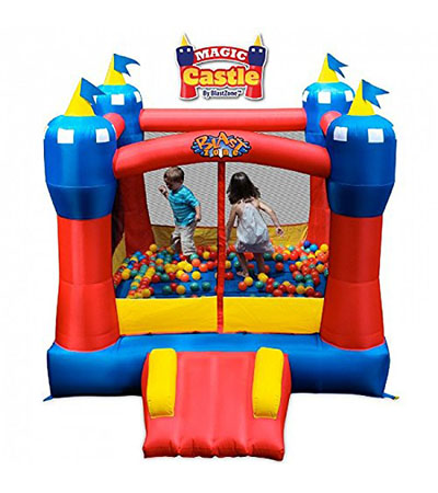 Best Bounce Houses Blast Zone Magic Castle Inflatable Bouncer