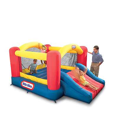 Best Bounce Houses Little Tikes Jump 'n Slide Bouncer