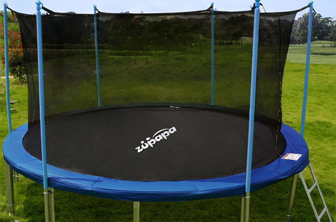 Zupapa Trampoline - 2018 Review