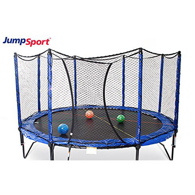 Cool Trampoline Games and Accessories for Your Family JumpSport Trampoline Game and Party Pak
