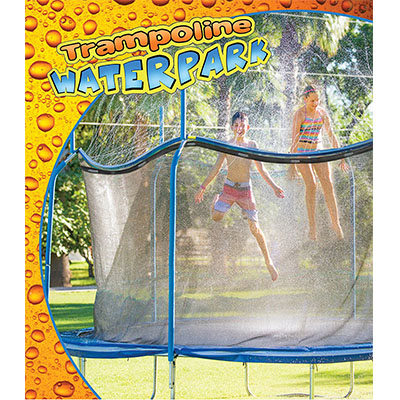Cool Trampoline Games and Accessories for Your Family Trampoline Waterpark Fun Summer Outdoor Water Game