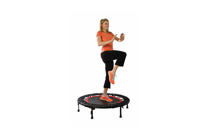 Urban Rebounder Exercise Trampoline – Review