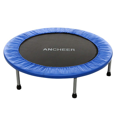 Best Mini Trampolines for Adults Ancheer Max Load