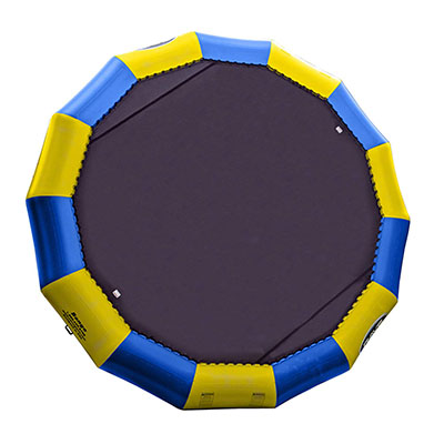 Best Inflatable Water Trampolines Rave Bongo Bouncer