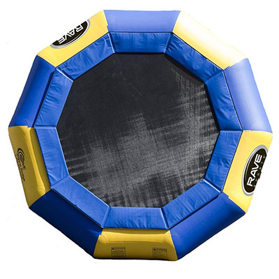 Best Inflatable Water Trampolines Rave Sports Aqua Jump Eclipse
