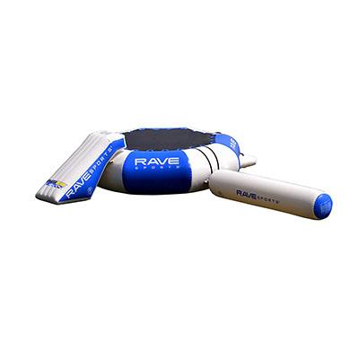 Best Inflatable Water Trampolines Rave Sports Splash Zone Plus