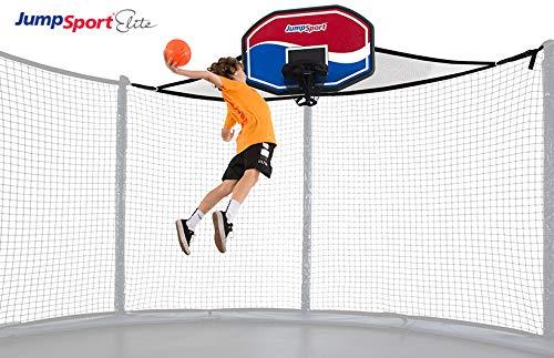 JumpSport Proflex Basketball Hoop