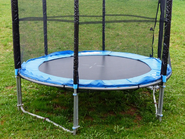 trampoline sports equipment