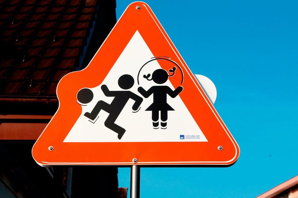 Kid Sign